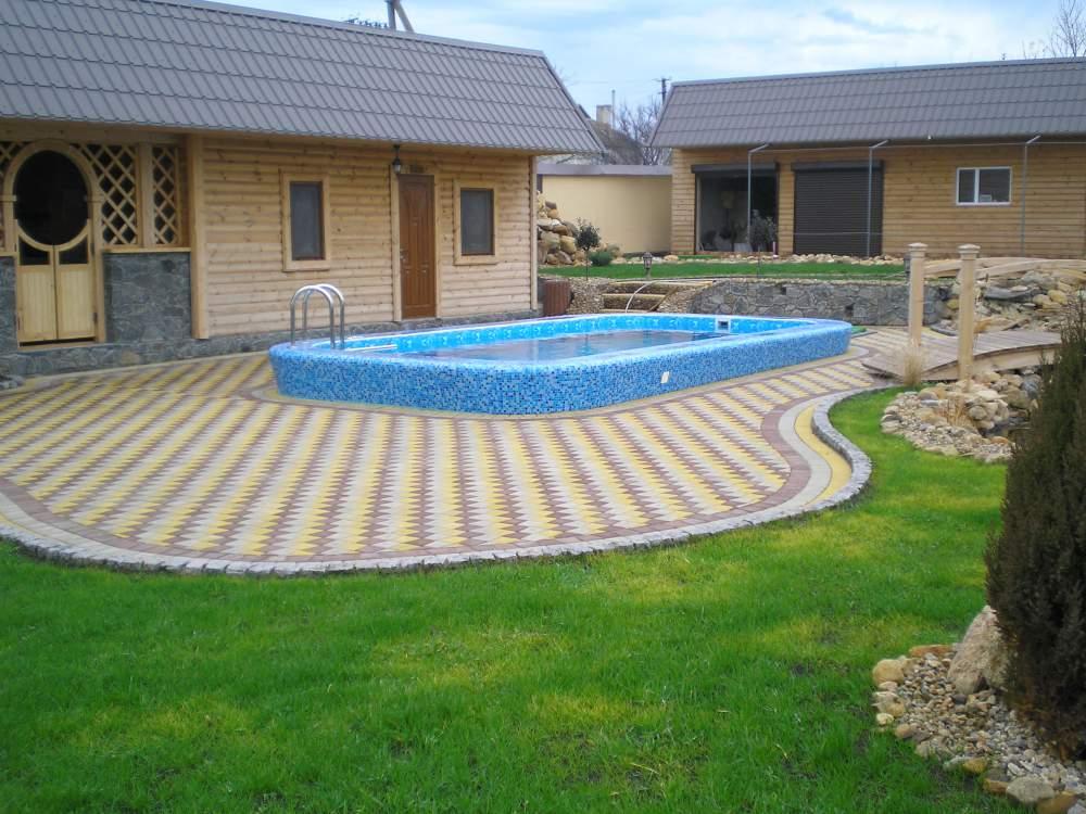 Заказать Строительство бассейнов, услуги по строительству бассейнов.