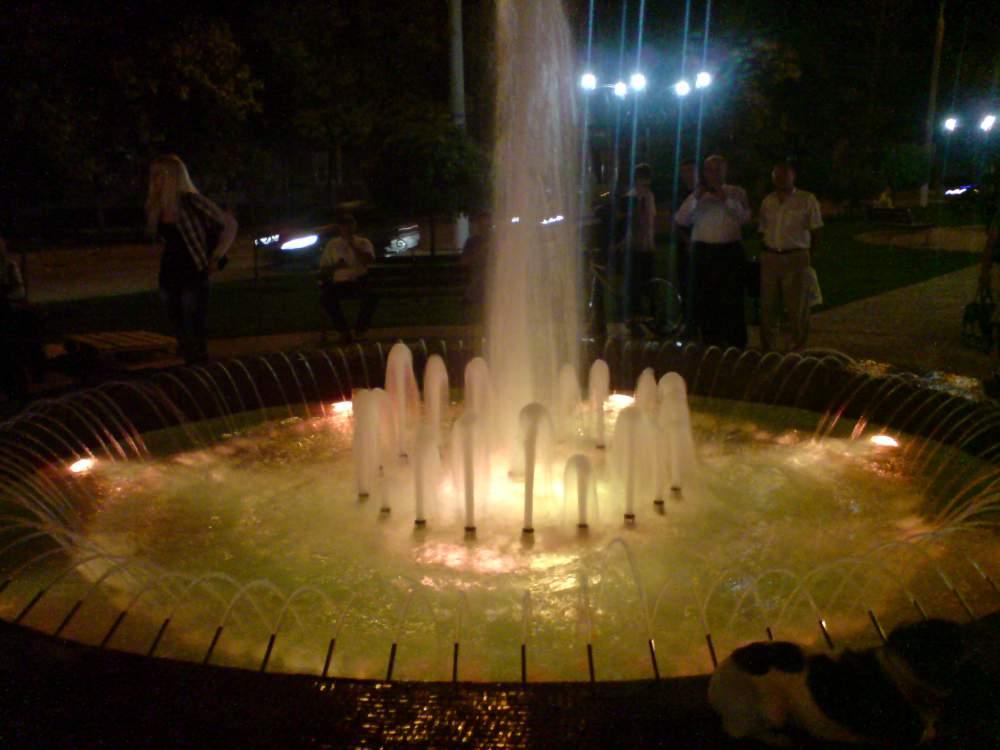 Заказать Строительство фонтанов