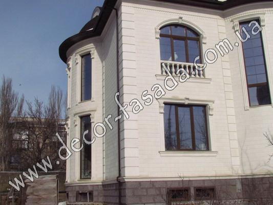 Разработка дизайна фасадов зданий Крым
