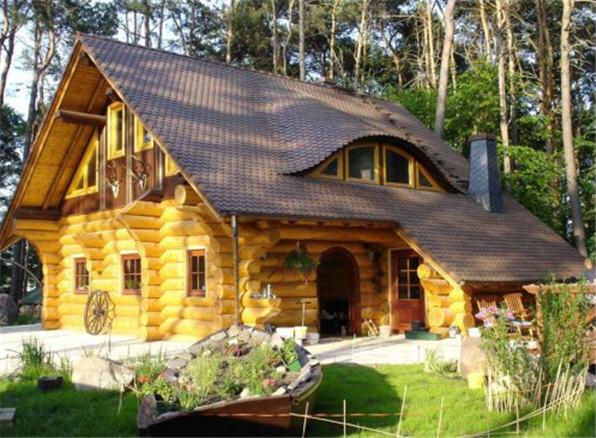 Заказать Установка деревянных домов в Украине