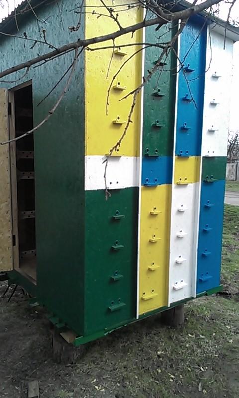 Заказать Изготовление павильонов для пчел