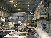 Заказать Монтаж технологического оборудования и металлоконструкций