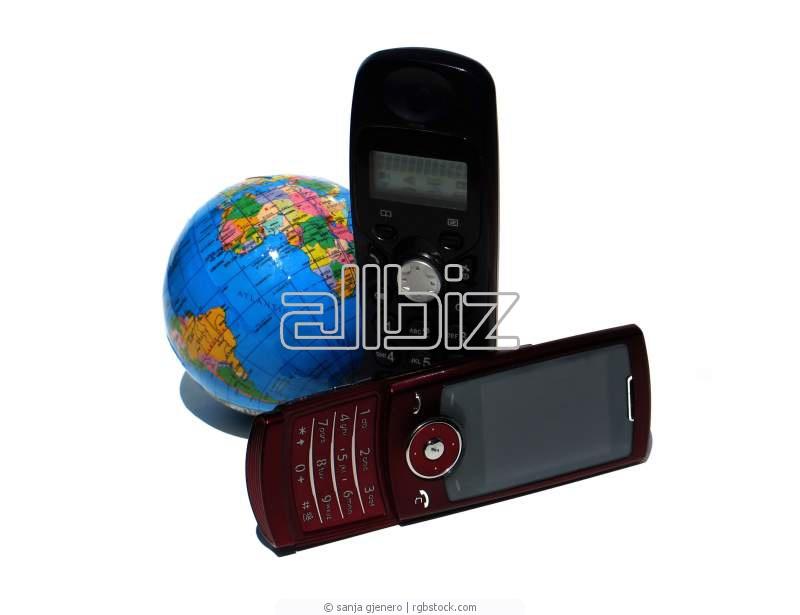 Заказать Услуги мобильной связи