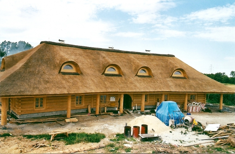 Заказать Новая конструкция Крыши с камыша