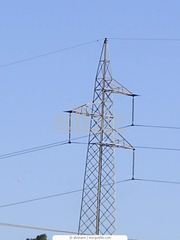 Заказать Электромонтажные работы на высоте, электромонтаж любой сложности, Киев,Украина