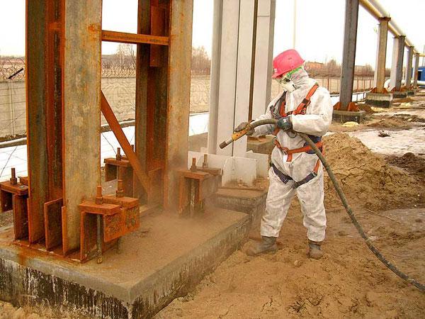 Заказать Антикоррозийная покраска металлических конструкций Алюминиевая пудра и порошок для нанесения защитных антикорозийных покрытий на металлоконструкции и строительные конструкции