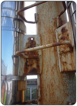 Пудра и порошок алюминиевые оптом  Антикоррозионное покрытие металлических конструкций
