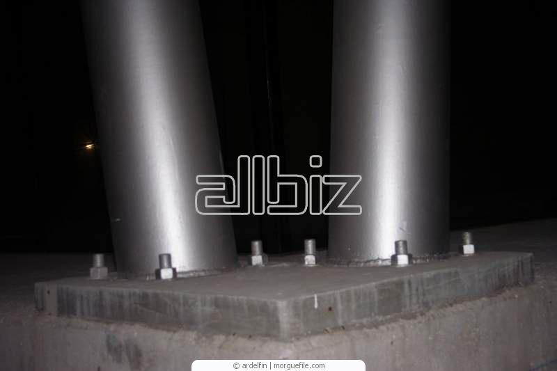 Заказать Защита металлоконструкций с помощью алюминиевых антикорозийных покрытий Пудра алюминиевая и порошок алюминия оптом для изготовления покрытия
