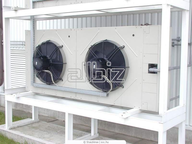 Заказать Монтаж систем кондиционирования воздуха