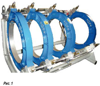 Заказать Стыковая сварка труб ПЕ,терморезисторная сварка
