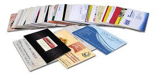 Заказать Изготовление визиток