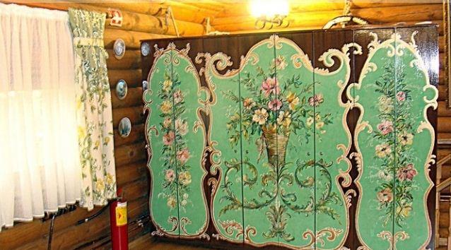 Заказать Роспись и декорирование мебели