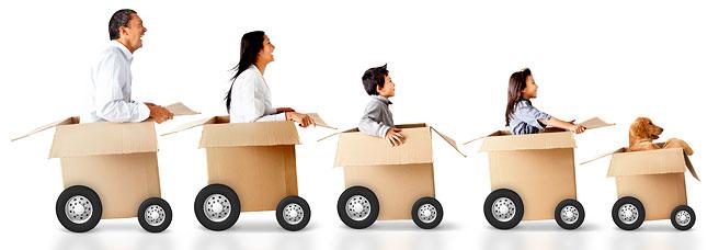 Заказать Качественная организация офисного, квартирного, дачного и другого переезда. Квалифицированная перевозка мебели от Макон-Мувинг