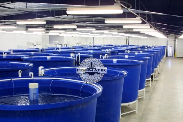 Установка замкнутого водоснабжения мини УЗВ FMT-2