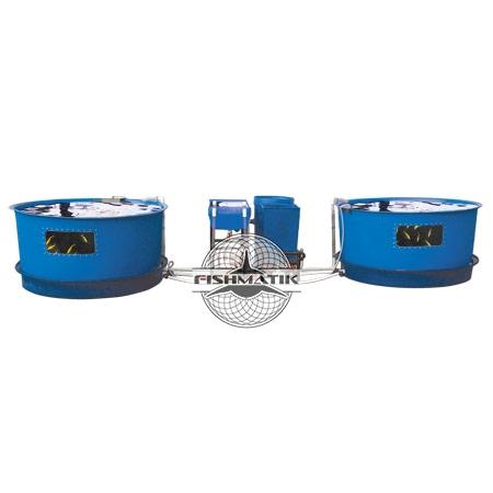 Установка замкнутого водоснабжения мини УЗВ FMT-0.3