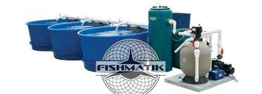 Заказать Рыбные фермы.Установка замкнутого водоснабжения мини УЗВ FMT-0.5