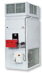 Заказать Воздушное отопление проектирование и монтаж