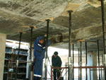 Инъекционная гидроизоляция, инъектирование трещин бетона.