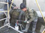 Гидроизоляция, гидроизоляционные работы по Украине