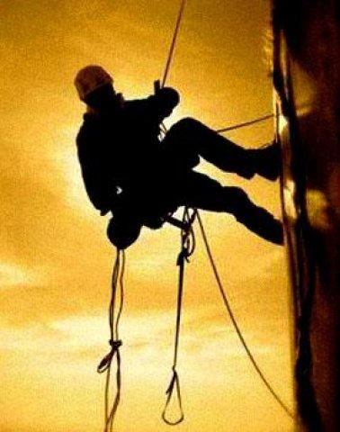 Заказать Услуги промальпинистов, Высотные работы, промышленный альпинизм