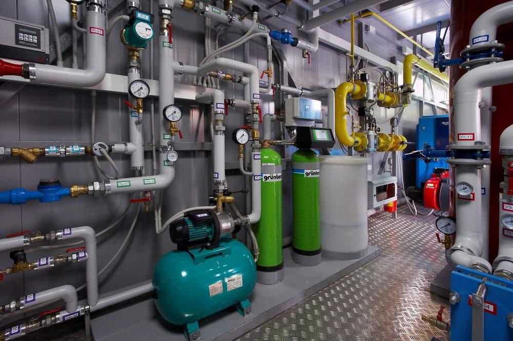 Заказать Монтаж технологического и газового оборудования