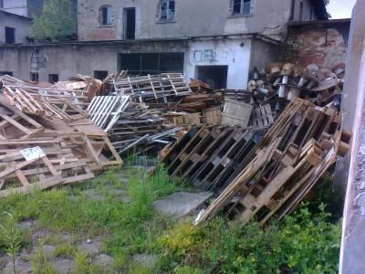 Заказать Утилизация деревянной тари