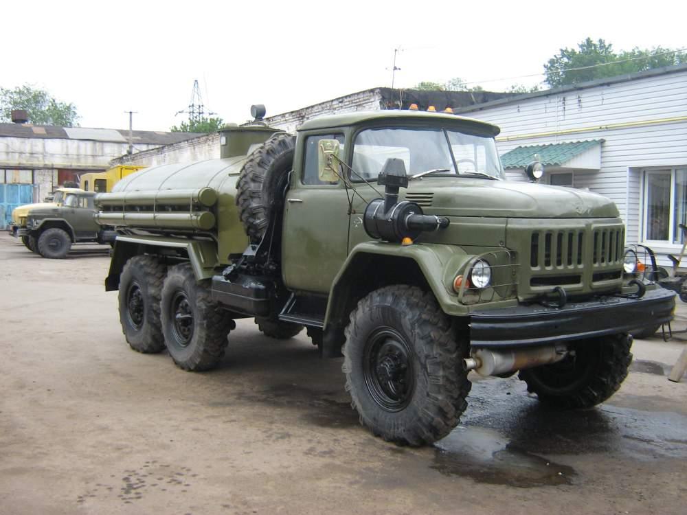 Заказать Переоборудование автомобилей Зил 131