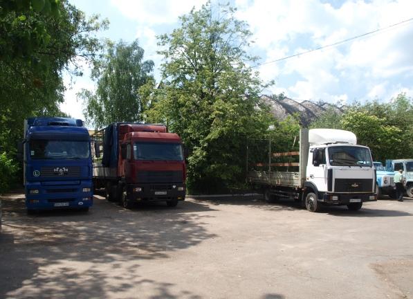 Перевезення вантажів внутрішні