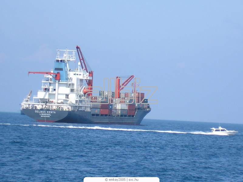 Заказать Доставка грузов морская, доставка грузов из Китая