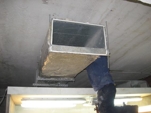 Заказать Разработка и монтаж систем вентиляции и кондиционирования
