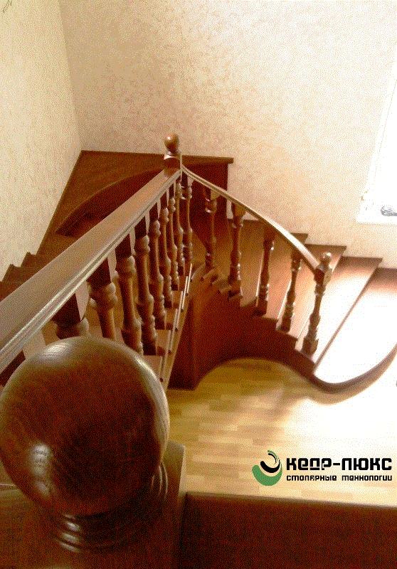 Заказать Установка деревянных конструкций и деталей, Изготовление лестниц из натуральных пород дерева