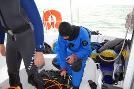 Заказать Работы подводно-технические водолазные
