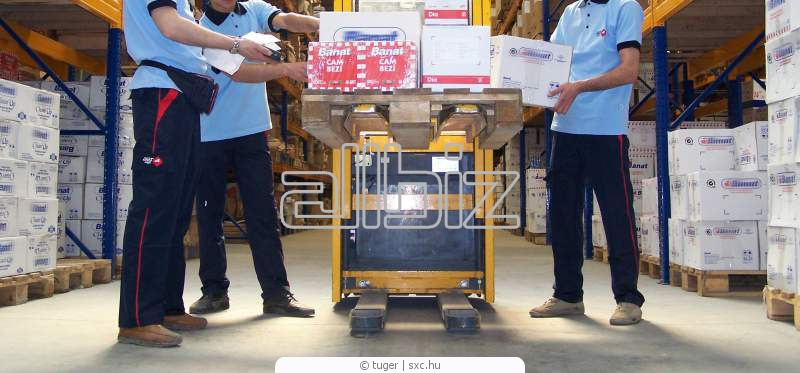 Order Warehouse logistics