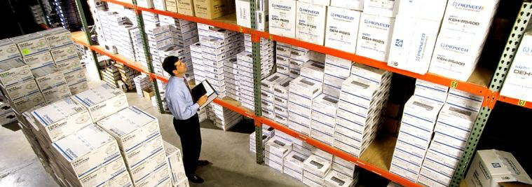 Order Automation of logistic tasks and processes