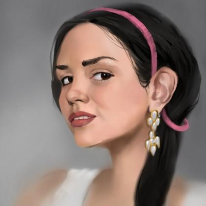 Заказать Портрет в студии