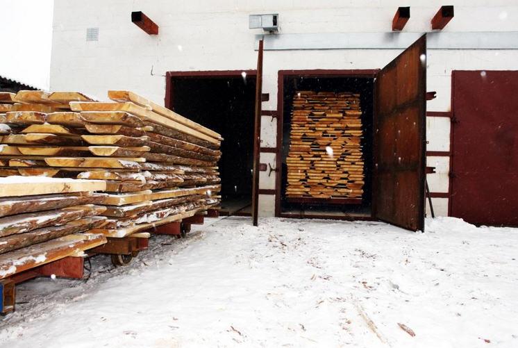 Заказать Сушение древесины