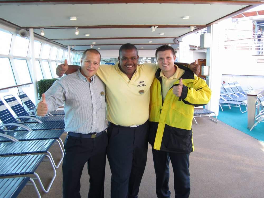 Заказать Образование с дальнейшим трудоустройством по специальности морские стюарды и стюардессы