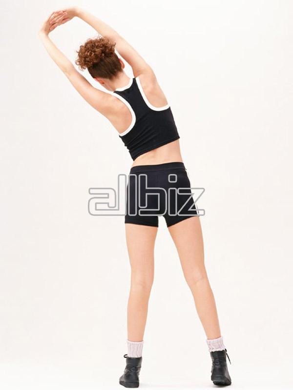 Заказать Аэробика и фитнес