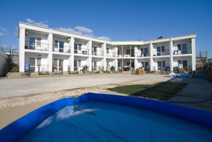 Заказать Летний отдых в Крыму Гостевой дом Этюд - полноценный отдых в курортном поселке Новофедоровка