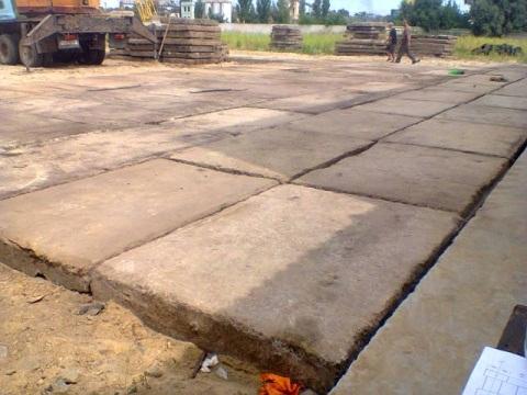 Дорожные плиты монтаж сортамент железобетонных подкрановых балок