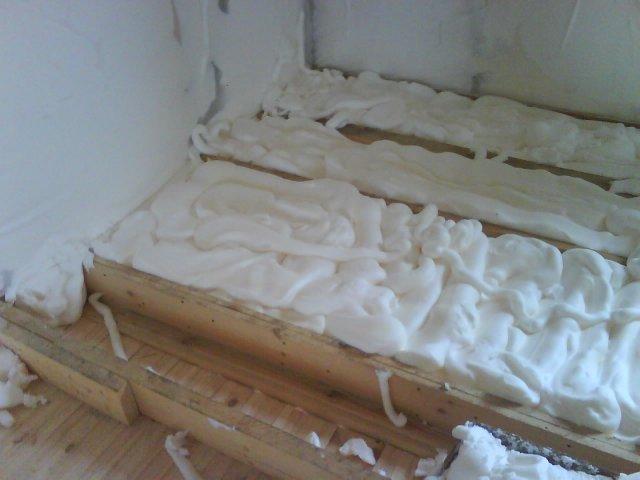 Заказать Утепление домов жидким пенопластом в Луганске