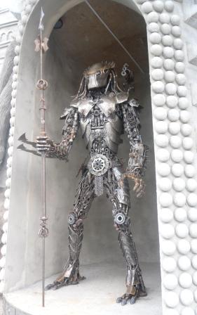 Заказать Изготовление кованых металлических фигур