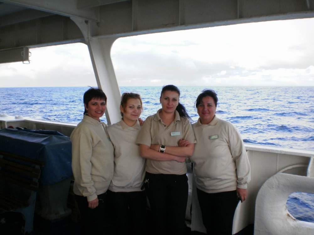 Заказать Подготовка и трудоустройство стюардов морского пассажирского флота