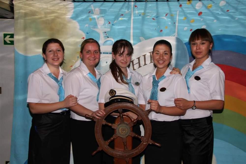 Заказать Школа морских стюардов и стюардесс