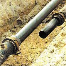 Заказать Строительство внешних сетей газо- и водопроводов