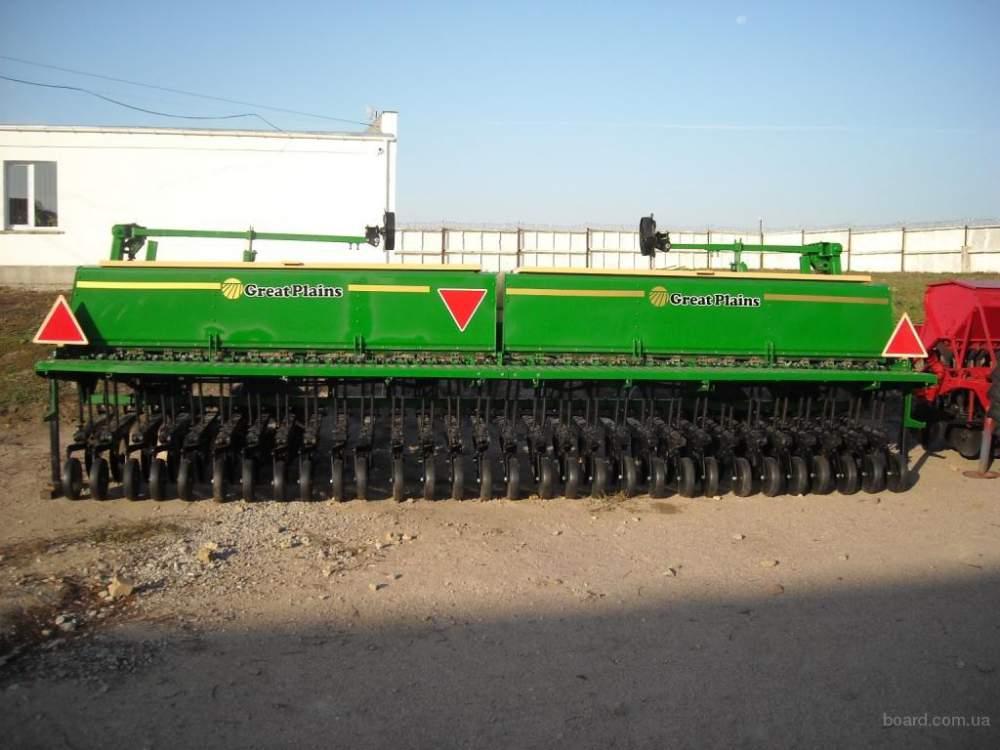 Заказать Посев зерновых и технических культур по передовым европейским технологиям