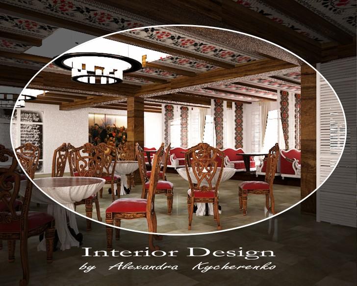 Дизайн интерьера бара Разработка уникального