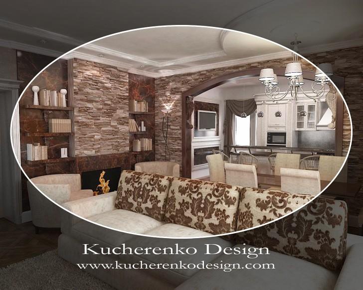 Заказать Дизайн интерьера Симферополь Крым