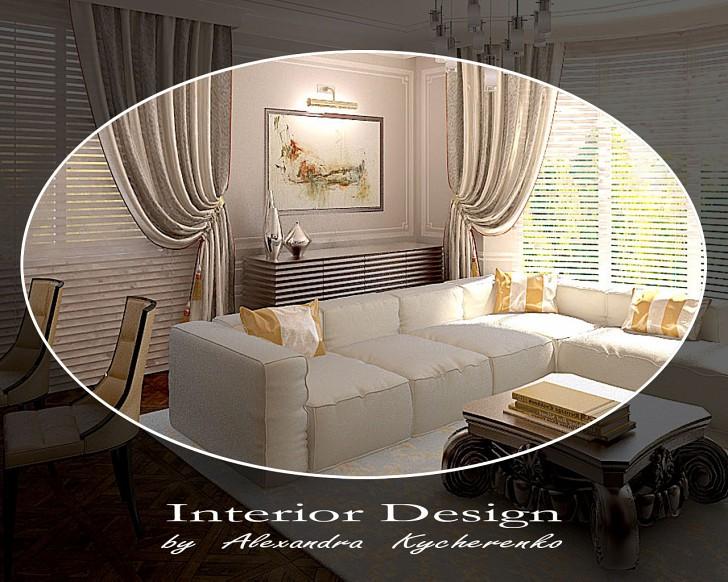 Заказать Дизайн дома, коттеджа, квартиры в Крыму