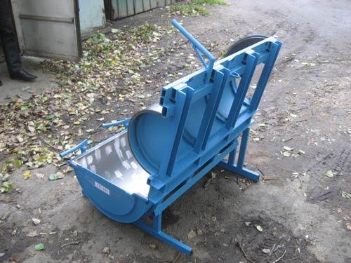 Заказать Разработка и изготовление заливочных Пресс-форм для литья изделий из Пенополиуретана